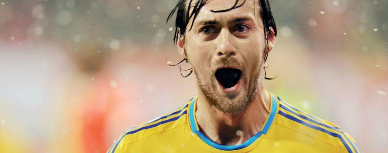 Мілевський заявив, що хоче зіграти на Євро-2016