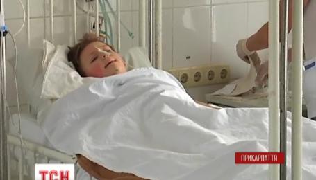 Родители четырехлетнего Давида Коныка из Ивано-Франковской области просят о помощи