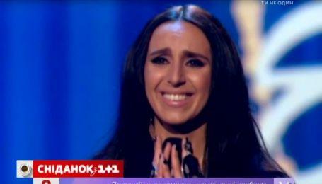 Джамала победила в первом полуфинале украинского отбора на «Евровидение»