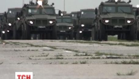 Россия привела свои войска на границе с Украиной в полную боевую готовность