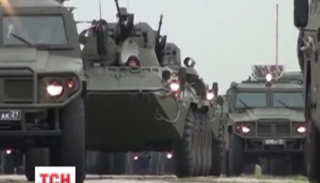 Россия начала проверку боеготовности войск на границе с Украиной