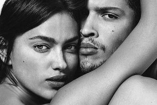 Порция горячих снимков с Ириной Шейк для Givenchy
