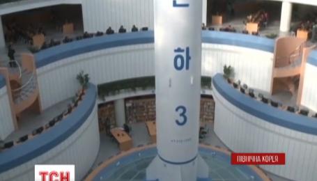 Россия причастна к запуску северокорейской баллистической ракеты