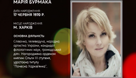 Минкульт: Мария Бурмака о необходимости украинизации теле- и радиоэфиров