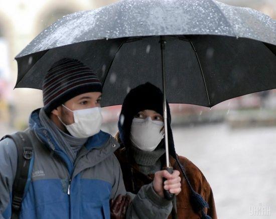 Кількість хворих на грип та ГРВІ українців вже перевищила епідемпоріг