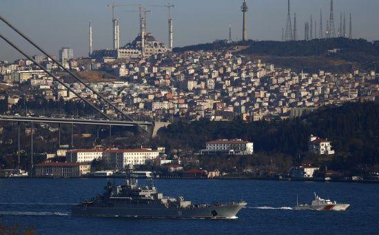 Україна вимагатиме закрити Босфор для російських кораблів – командувач ВМС