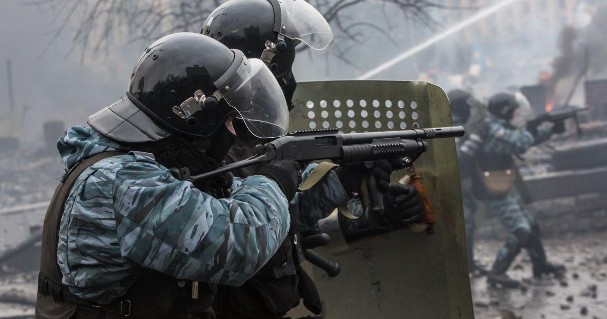 Львовянин рассказал, как убивал беркутовцев на Майдане