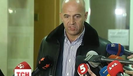 Кононенко пришел на допрос в Национальное антикоррупционное бюро