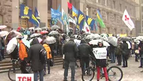 У киевлян должно быть право на местное самоуправление