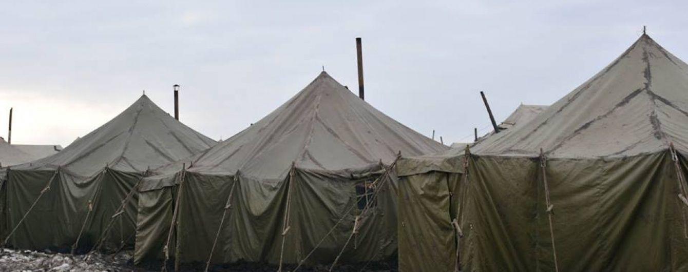 """Другий """"Широкий лан"""": військові скаржаться на умови ще одного полігону"""