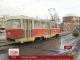Водія трамвая, який напередодні у Харкові переїхав жінку, відсторонили від роботи на час слідства