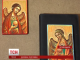 На Тернопільщині митці створили два десятки унікальних маленьких іконок для військових