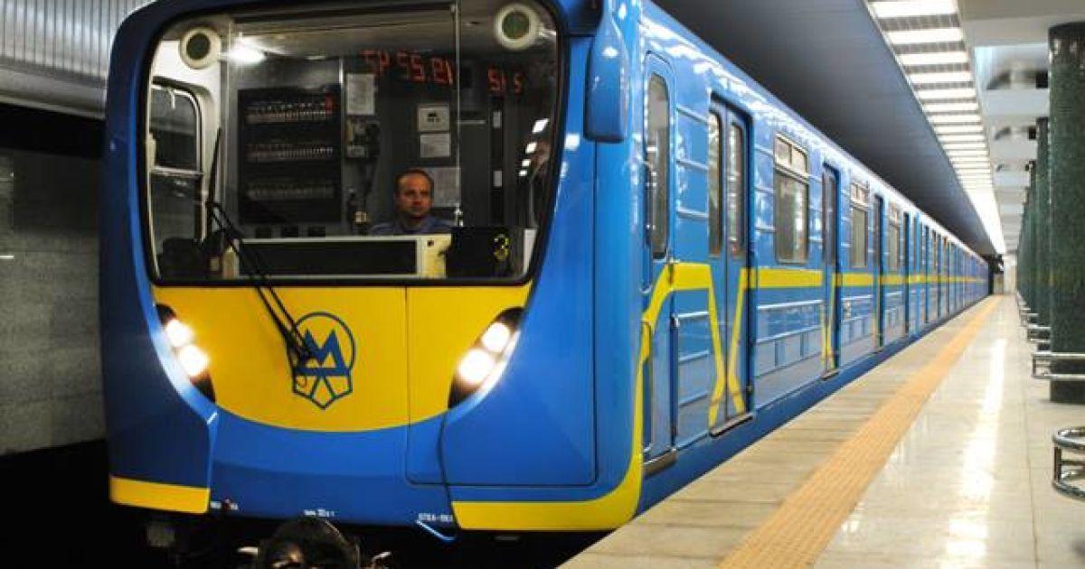 В Киеве собираются переименовать одну из линий метро
