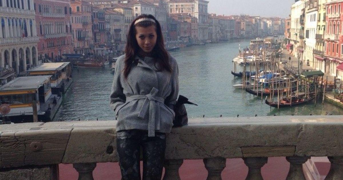 Томашевська любить подорожувати @ vk.com/Валерия Томашевская