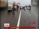 Безстрокова акція з блокування руху російських фур поширюється Західною Україною