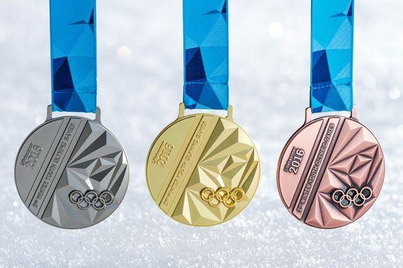 Медалі Ліллехаммер-2016