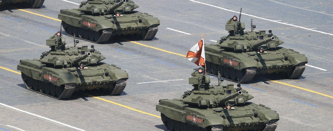Росія витратила за рік на армію майже вдесятеро менше, ніж США