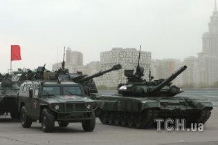 Армія Росії готується до конфлікту з НАТО або Китаєм – дослідження FOI