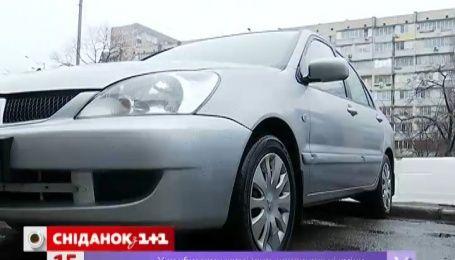 В Украине увеличилось количество краж автомобилей