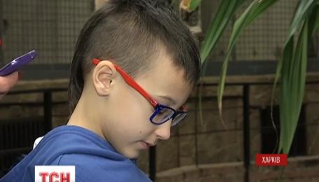 Шестирічний харківський вундеркінд встановив новий рекорд України