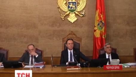 Черногория постучала в двери НАТО