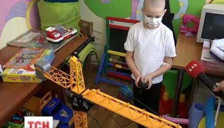Сьогодні відзначається Міжнародний день дітей, хворих на рак