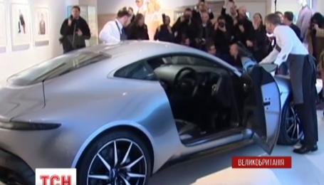 Машину Джеймса Бонда можно приобрести на аукционе