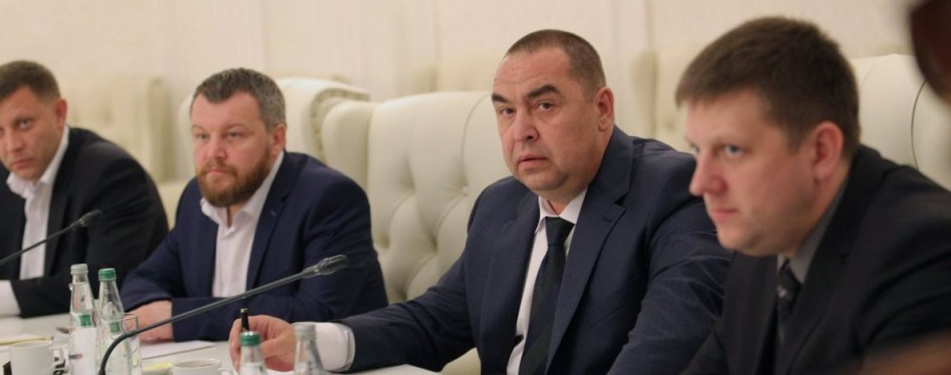 """Прокуратура передала суду обвинувачення проти ватажка """"ЛНР"""" Плотницького"""