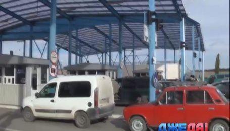 Сколько нужно времени, чтобы пересечь украинско-польскую границу