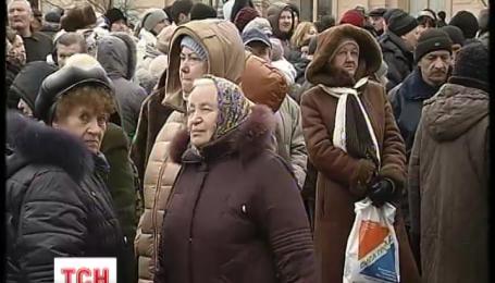 Митингующие под парламентом не могли объяснить причину своего протеста