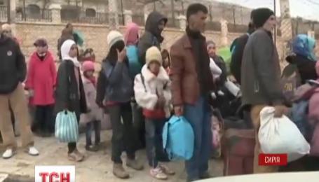 Сьогодні ООН відправить гуманітарний конвой у Сирію