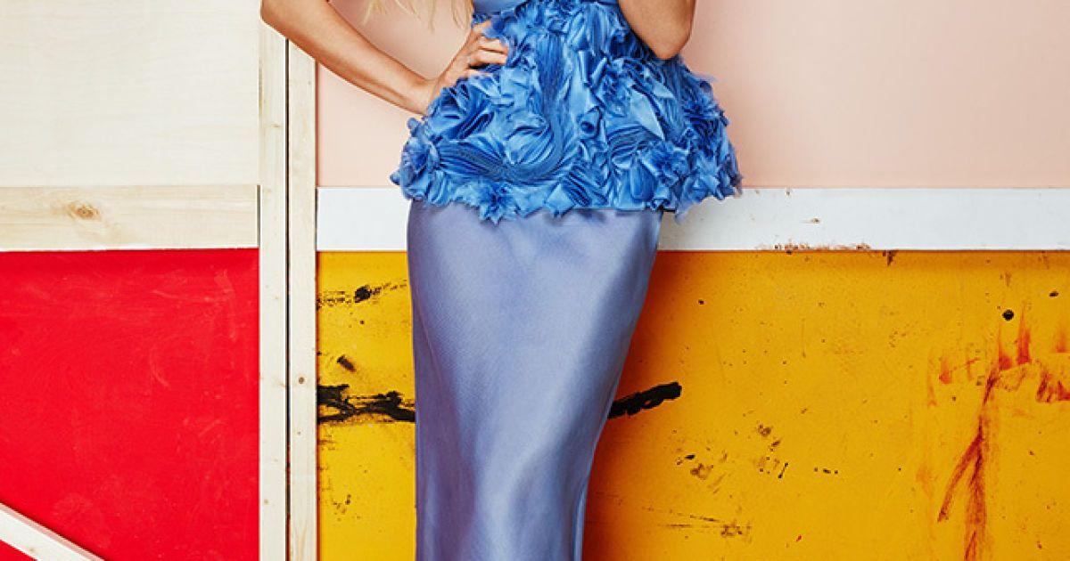 Брежнєва знялася у новому фотосеті @ glamour.ru