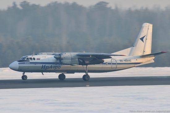 Легендарному літаку Ан-24 виповнилося 60 років