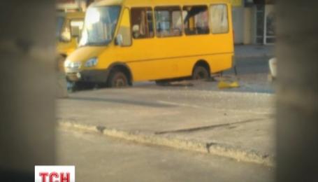 П'яний пасажир підірвав маршрутку в окупованій бойовиками Макіївці