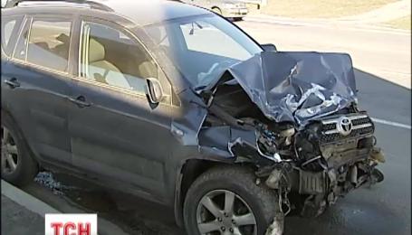В Киеве произошла смертельная авария с участием автомобиля СБУ