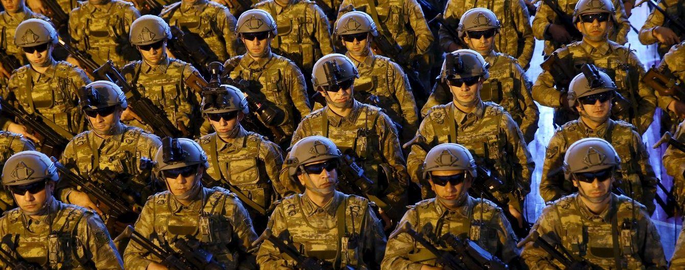 Эрдоган заявил о новой турецкой военной операции в Сирии
