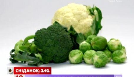 Україна заборонила капусту та салат з Іспанії