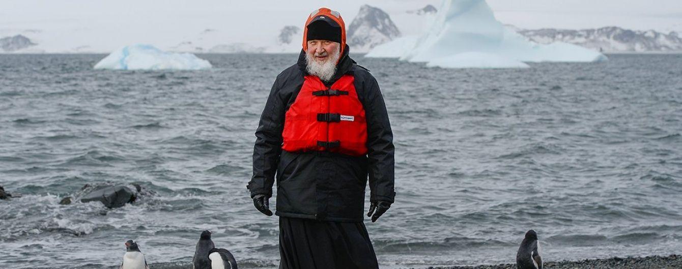 Проповідь Кирила перед пінгвінами, кіт-лижник та надвідверта ведуча з РФ. Позитивні новини тижня