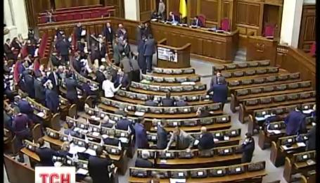 Сьогодні народні депутати планують голосувати закони про безвізовий режим