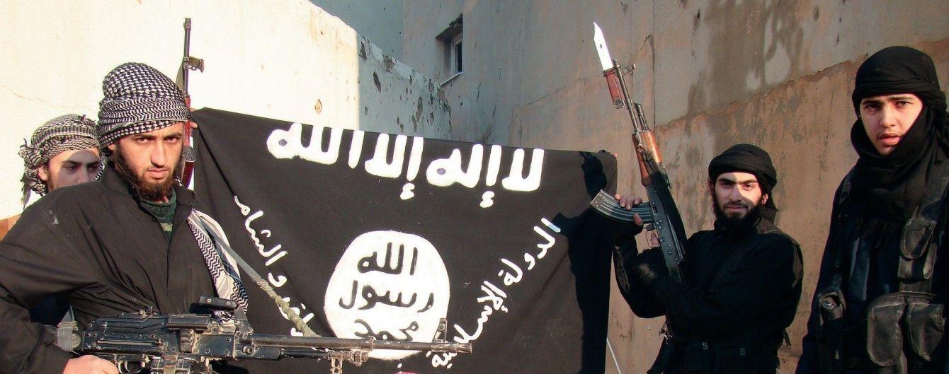 ІД стратила 25 шпигунів в азотній кислоті