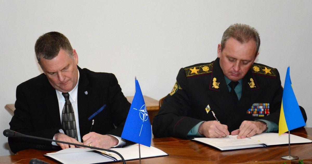 Україна та НАТО домовилися про співпрацю під час спецоперацій