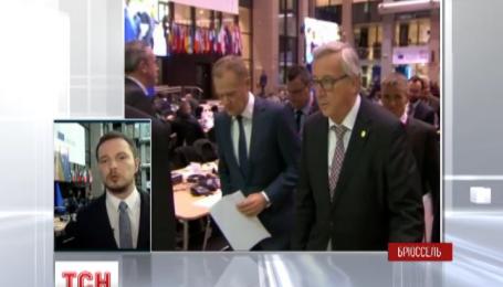После бессонной ночи европейские лидеры вновь собираются за стол переговоров