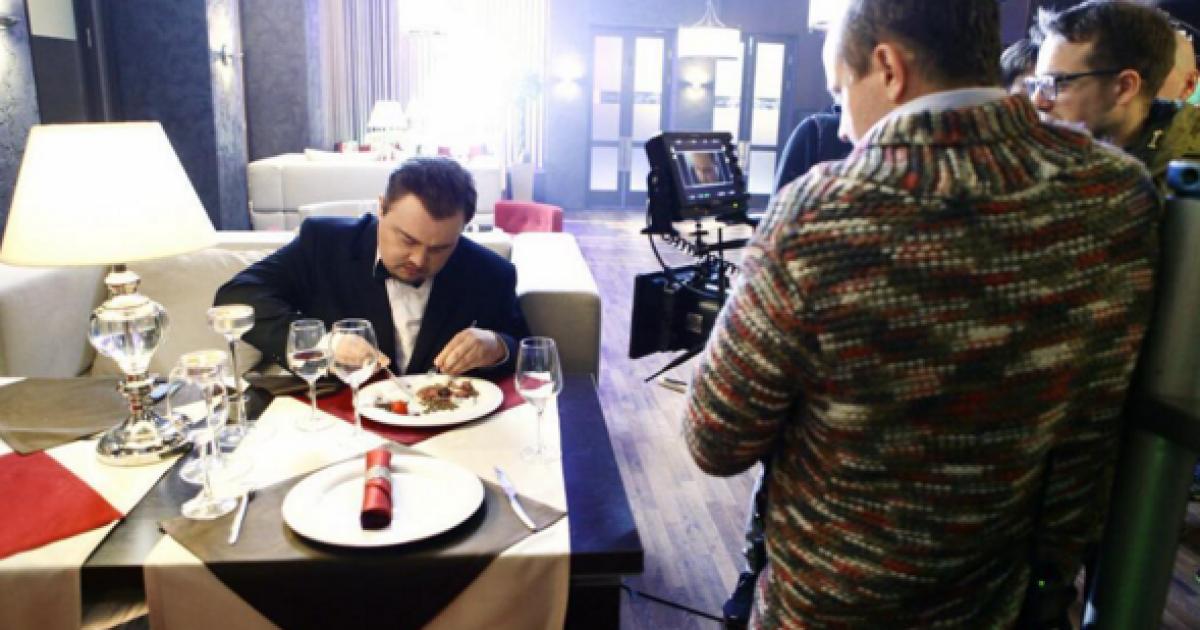 Бурцев став популярним @ instagram.com/roman_sdicaprio