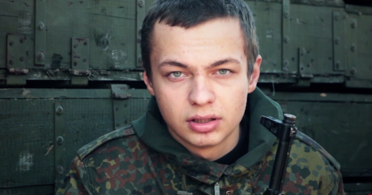 З-під куль на Майдані під кулі бойовиків. Студент із АТО звернувся до влади