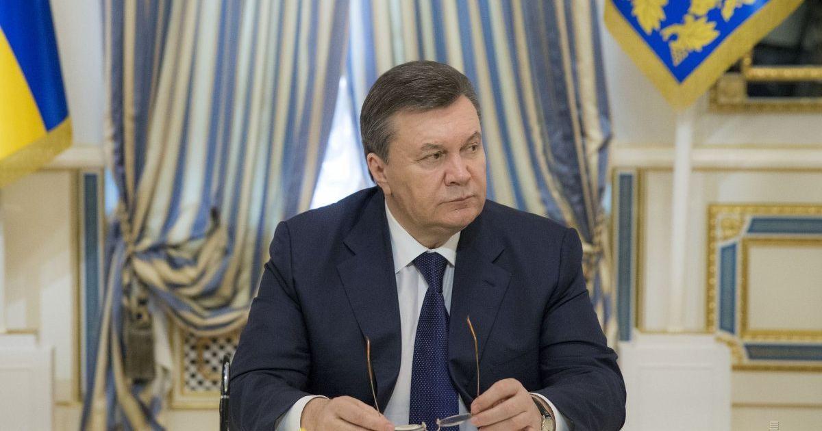 Офіційно: рішення ЄС про продовження санкцій проти Януковича і чиновників набуло чинності