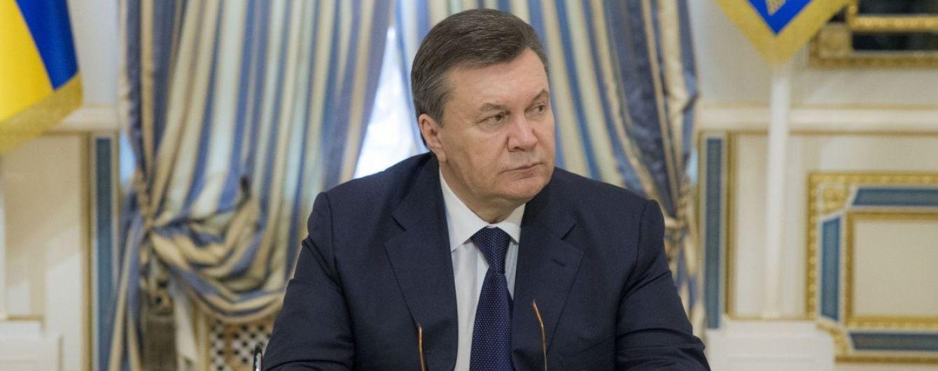У Генпрокуратурі переконані, що ЄС подовжить санкції проти Януковича і колишніх чиновників