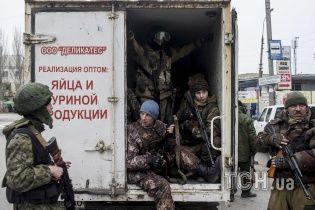 Бойовики накопичують сили у районі Старомихайлівки для прориву- військові
