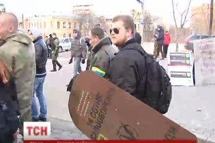 В полиции сообщают о возможные вооруженные провокации во время почитание памяти Небесной сотни