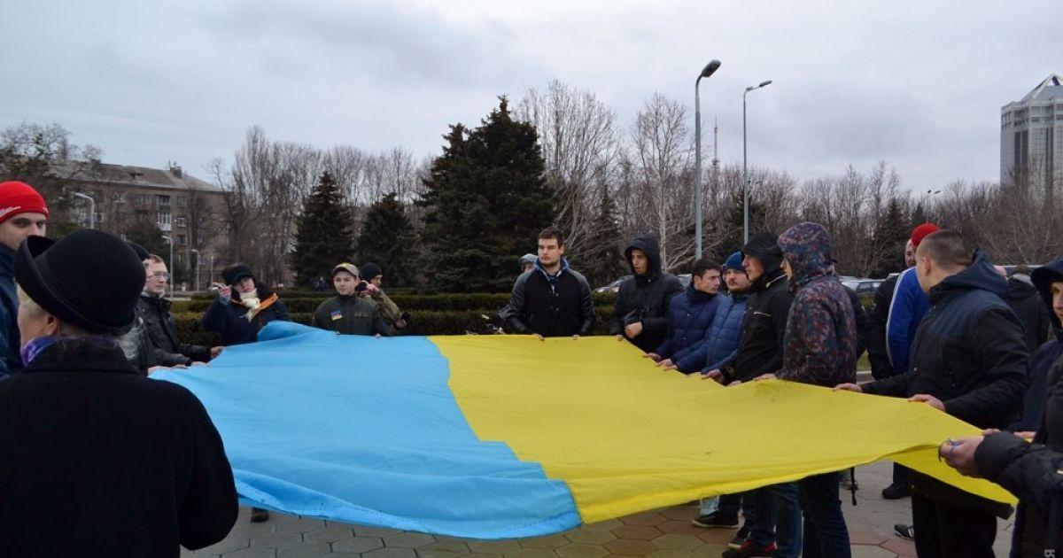 Вшанування Героїв Небесної Сотні в Одесі @ Думская