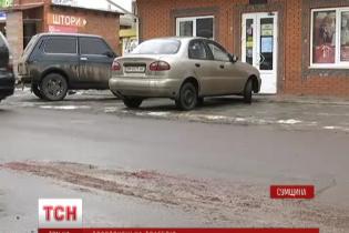 Кровавое ДТП в Тростянце: пьяный водитель без прав сбил четырех человек